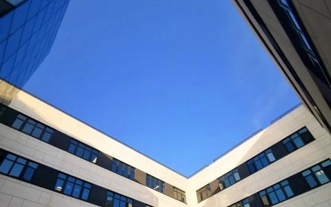北京 西红门医院新址 建筑letou国际米兰下载 /  ZOE建筑事务所