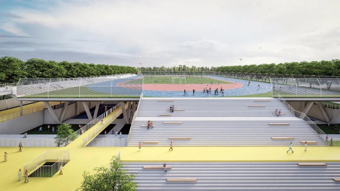 橡皮小学 建筑设计 /  立木设计