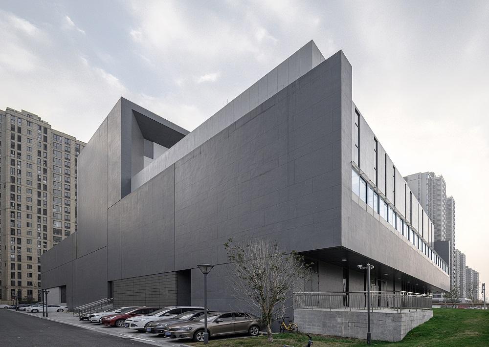 宁波海关缉私局警察业务大楼  建筑设计  / DC国际·c+d设计研究中心