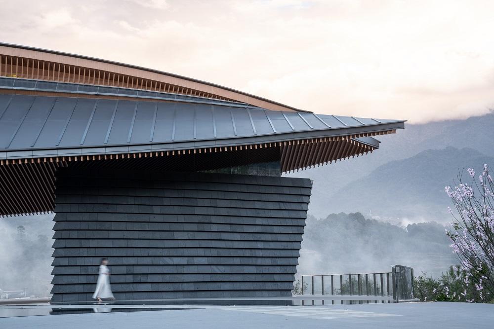 雅居乐腾冲原乡艺术中心 建筑设计 / XAA建筑事务所