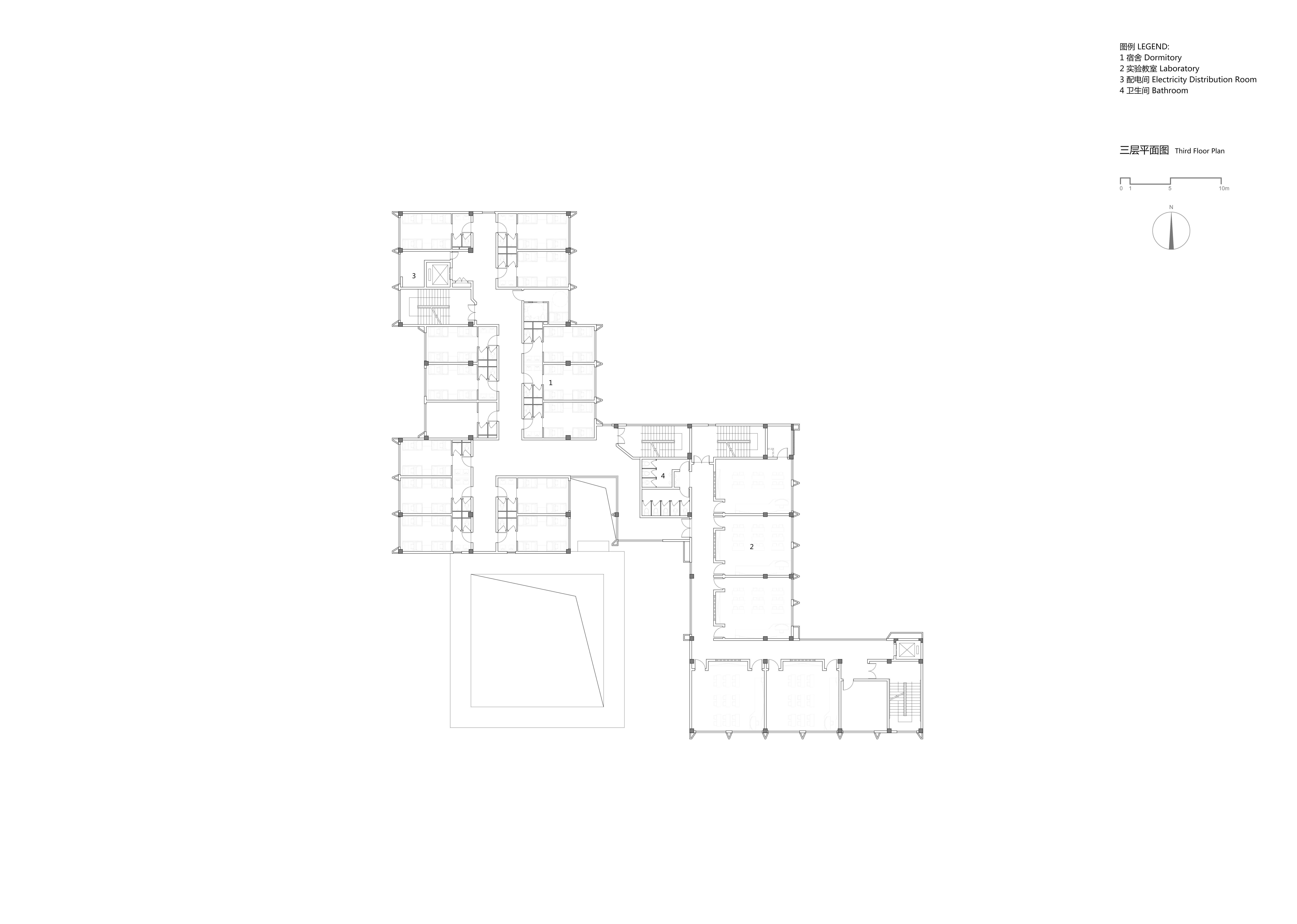 临安·风之谷户外自然学校 建筑设计 / GWP