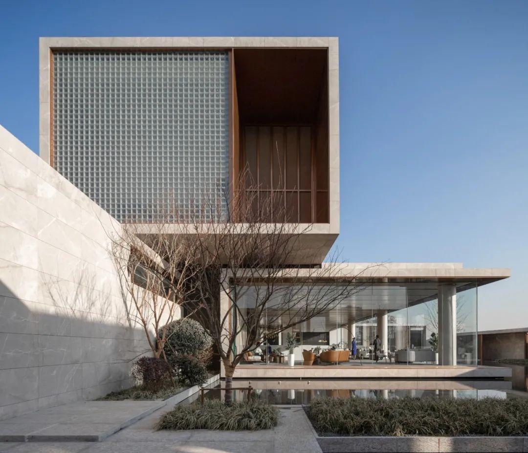 南京金地商置·大成雅境花园 建筑设计 / 致逸设计
