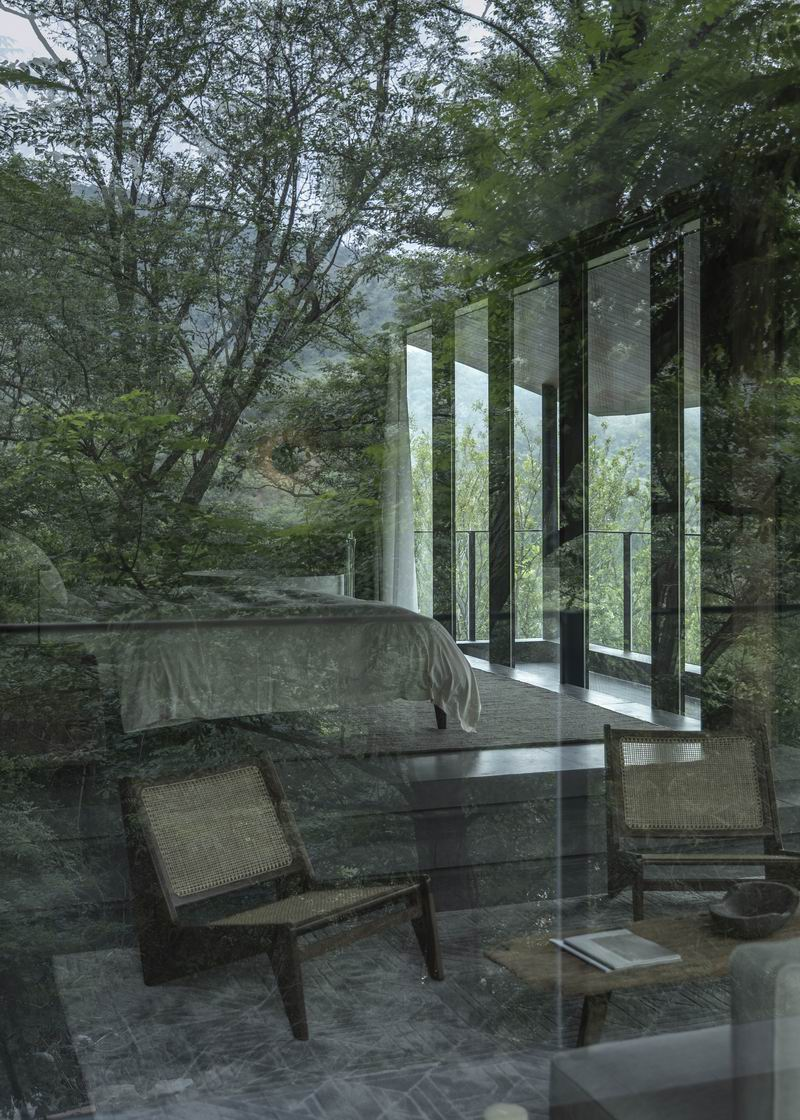 九女峰 · 故乡的云山奢酒店  建筑设计 / gad · line+ studio