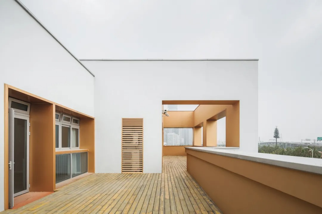 上海浦东前滩冰厂田幼儿园 建筑设计 /  大正建筑
