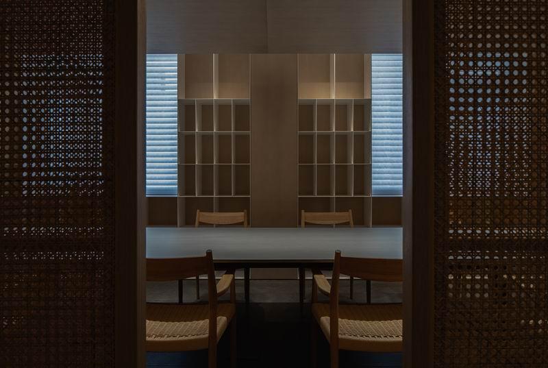 精匠门工艺美学馆 室内设计 / 大成设计