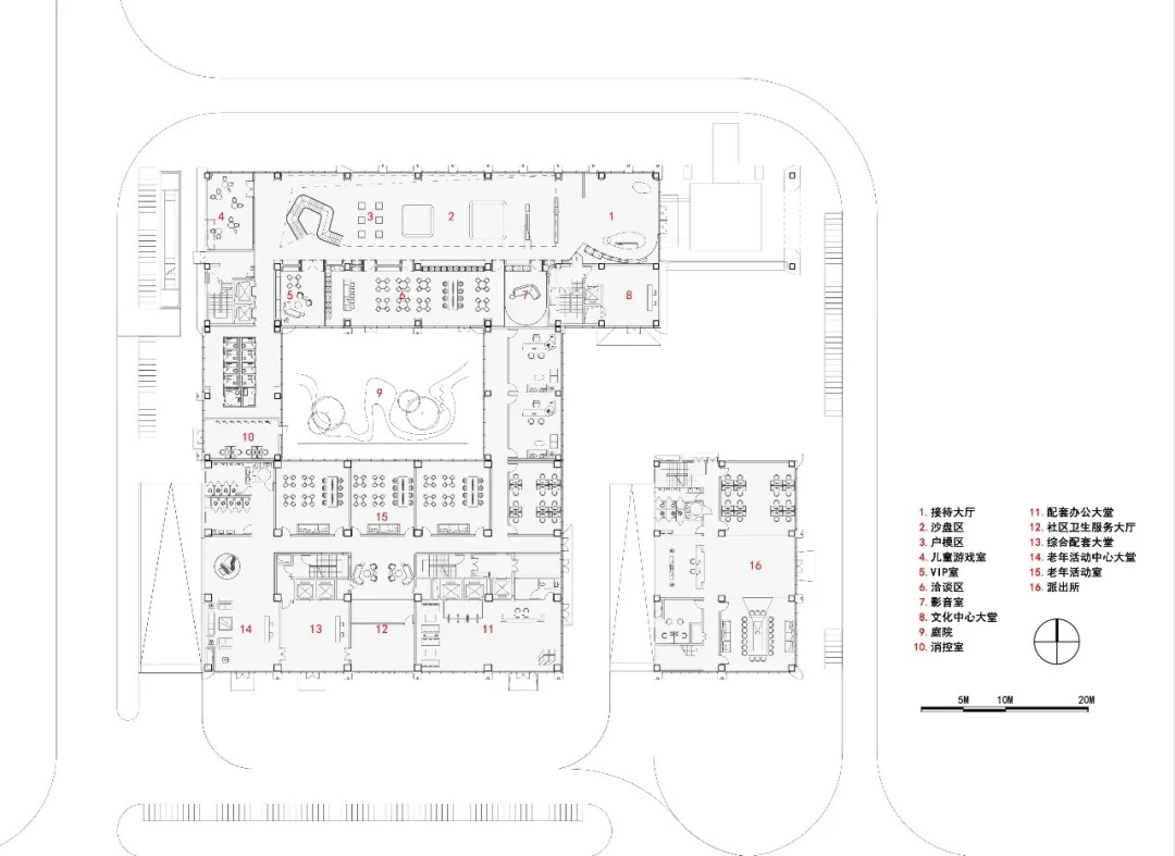 郑州 铁炉文化生活馆 建筑设计 / 上海日清设计