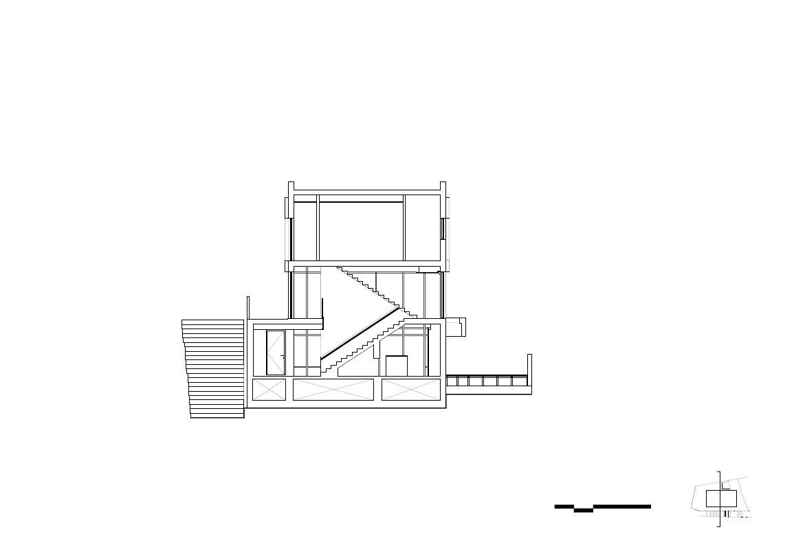 台湾 山岚居 独立住宅 建筑设计 / 行一建筑
