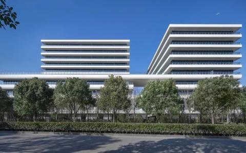 均胜集团上海总部  建筑letou国际米兰下载 / DC国际