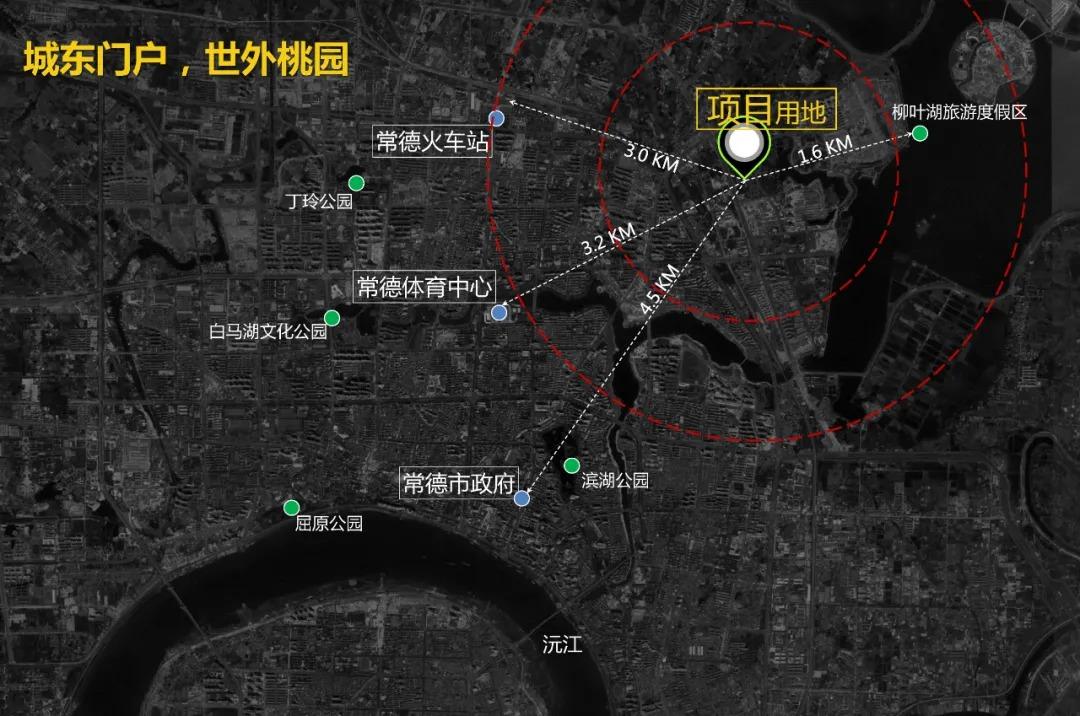 常德 金科·美的·柳叶和园 建筑设计 / 上海中森建筑