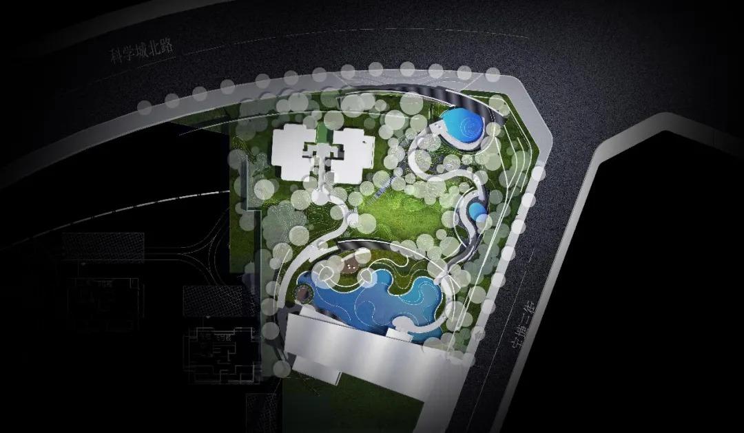 成都德信弘阳 · 湖畔云璟展示中心 建筑设计 / 成执设计