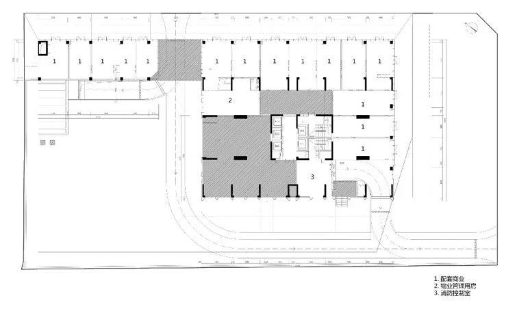 太子湾壹栈人才公寓一期  建筑设计 / 悉地国际21设计工作室&深圳市局内设计咨询有限公司