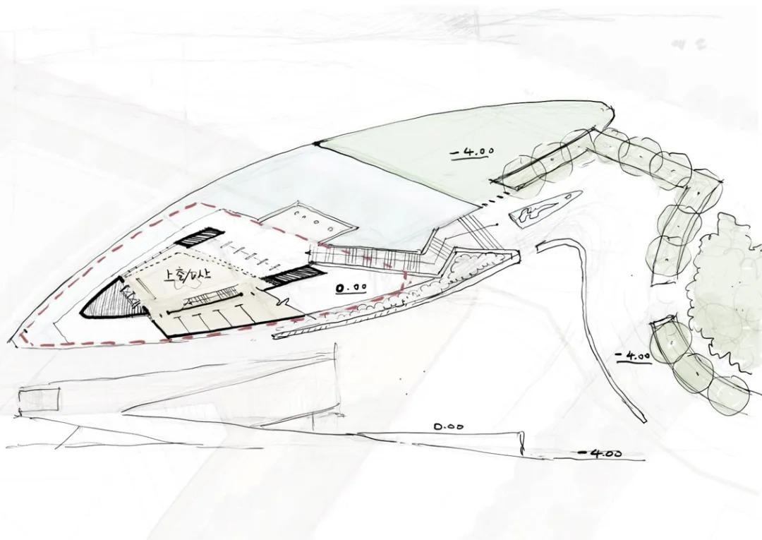 武汉船厂社区中心 建筑设计 / gad