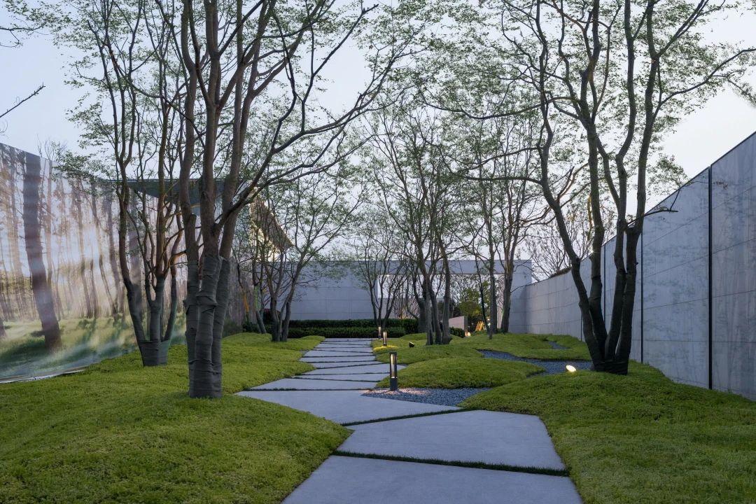 南昌保利紫云 景观设计 /  普邦设计