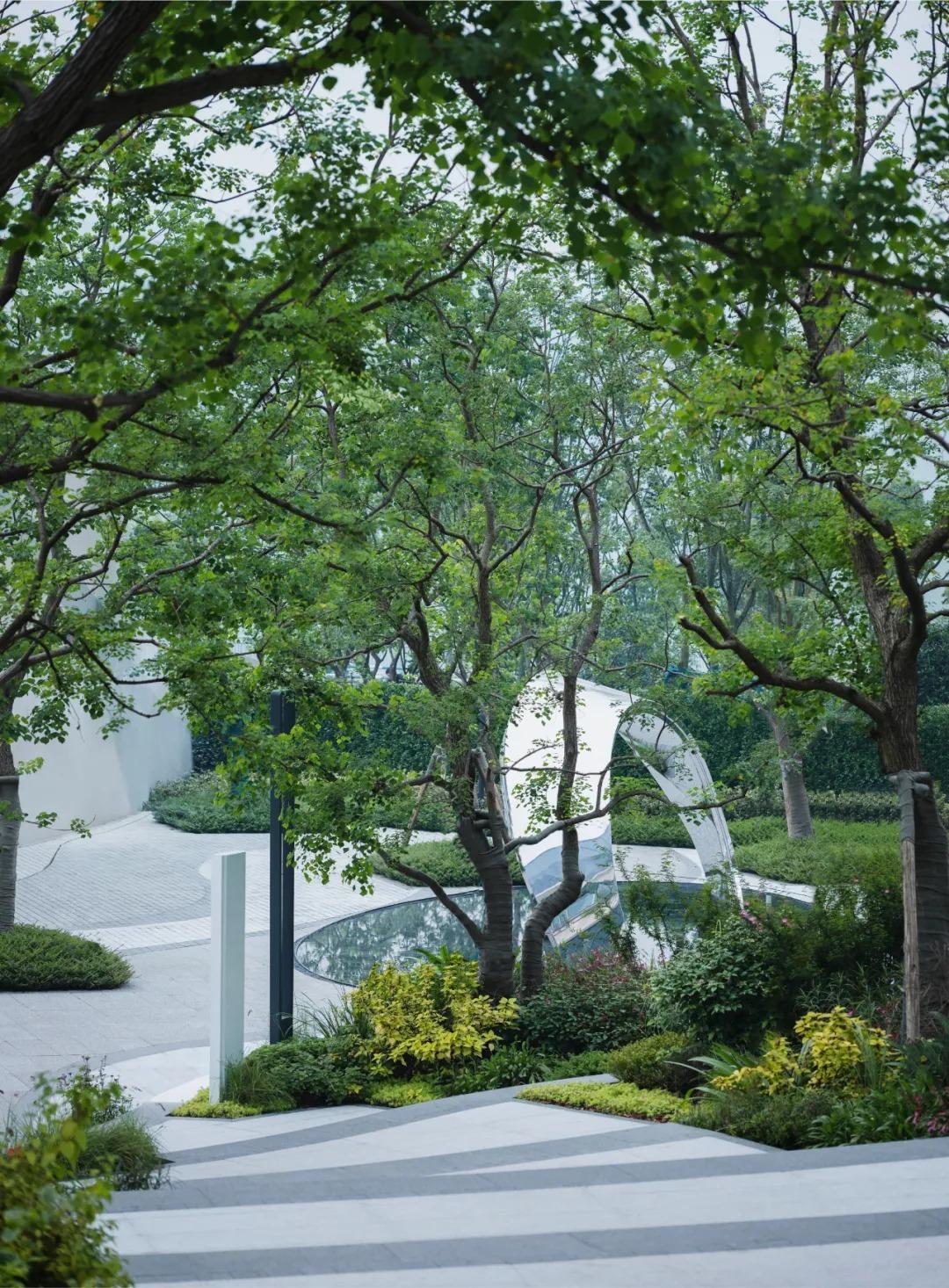 重庆蓝光·国博山 景观设计 /  山水比德