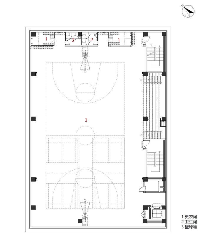 万科 · 鹿鸣星空生活馆 建筑设计 /  日清设计
