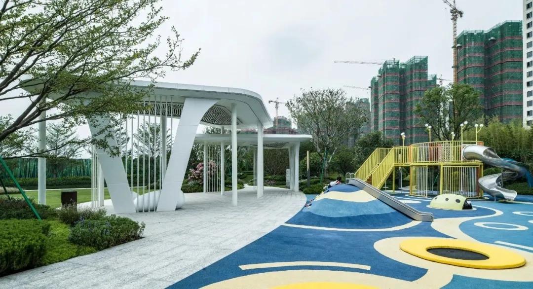 惠州中海阅江府 景观设计 /   ASL阿特森景观