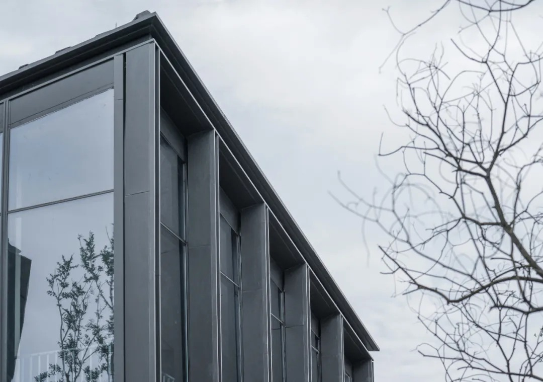 德清 融创 · 莫干溪谷一亩田 建筑设计 / gad · line+ studio