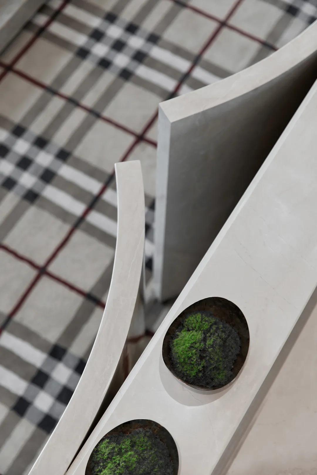 金华 金地 · 峰汇花园售楼处 室内letou国际米兰下载 / 易和室内