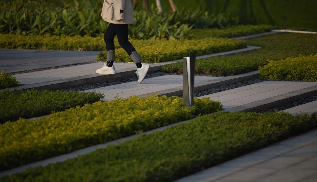 广州 中交 · 泷湾云城TOD 展示区 景观设计  /  新西林