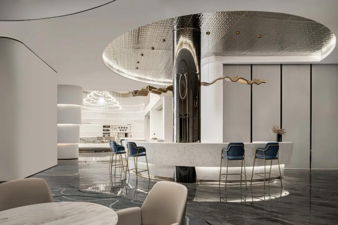 中国铁建·未来城 室内设计  /  九度装饰设计