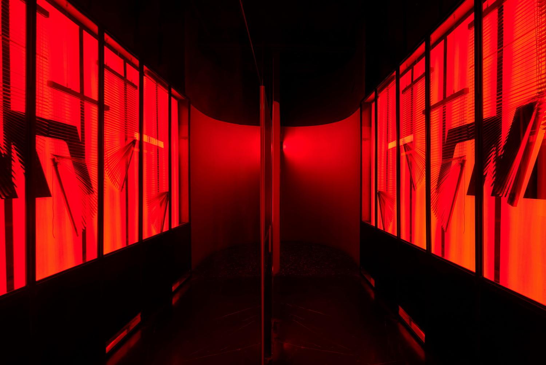 上海夜店 NINJA CLUB 室内设计  /  间禾设计
