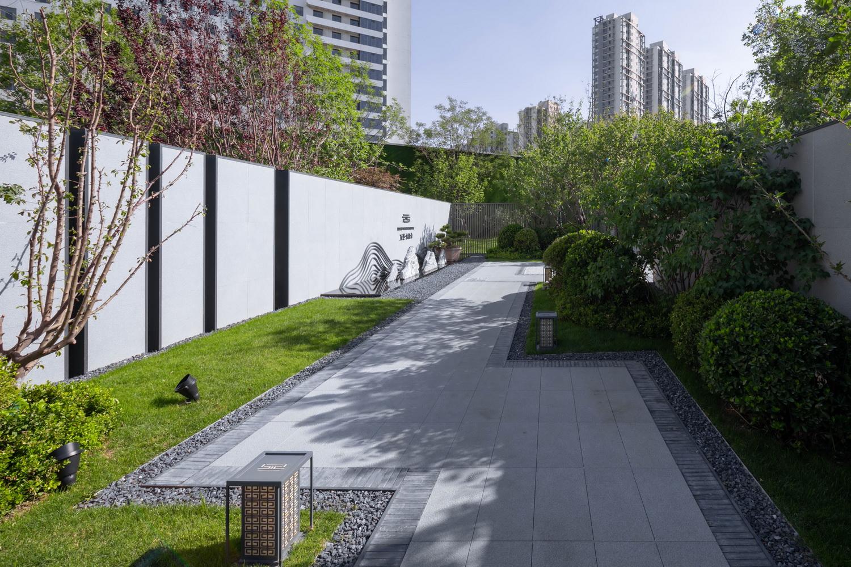 天津 万达 水西台  景观设计  /  北京德纳兰