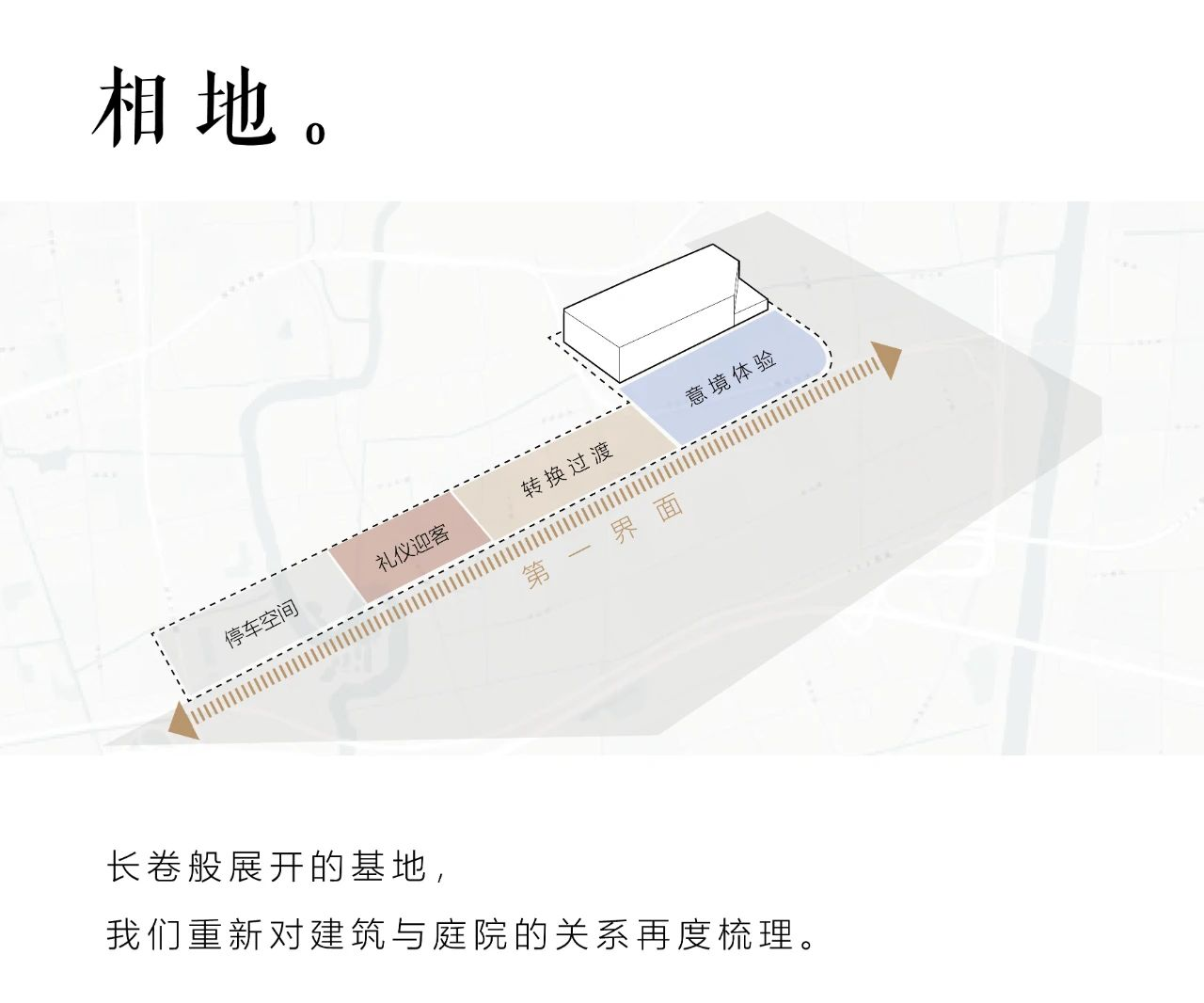 扬州卓越·晴翠 景观设计  /  山水比德