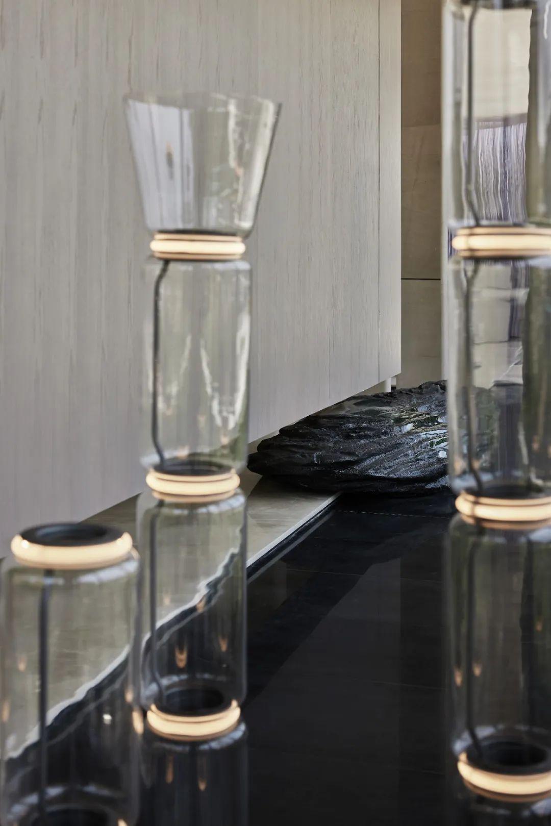 常熟 龙湖 熙上销售体验中心 室内设计  /  上海筑详建筑装饰设计有限公司