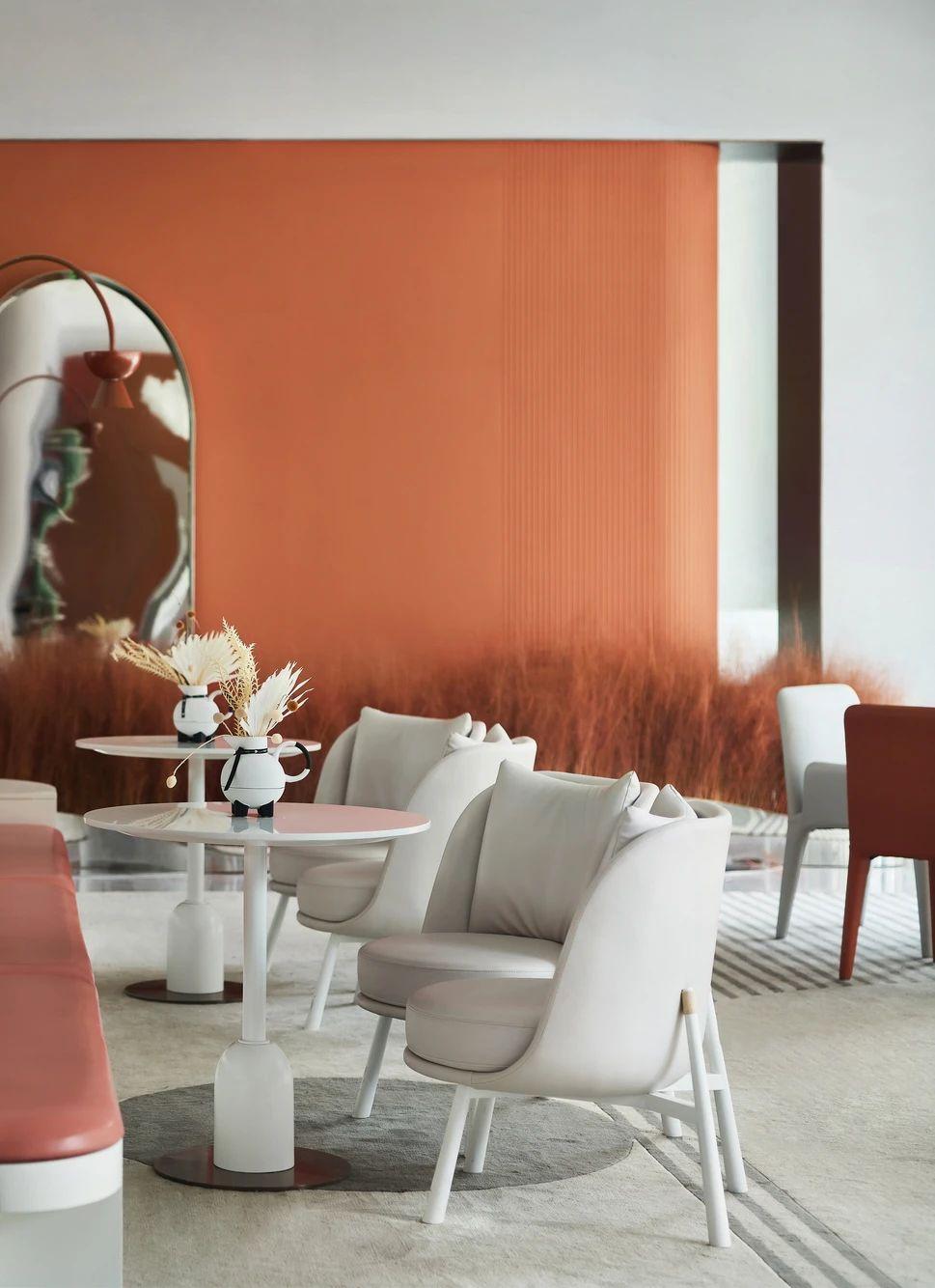 无锡万科青藤公园售楼处 室内设计  /  上海乐尚设计