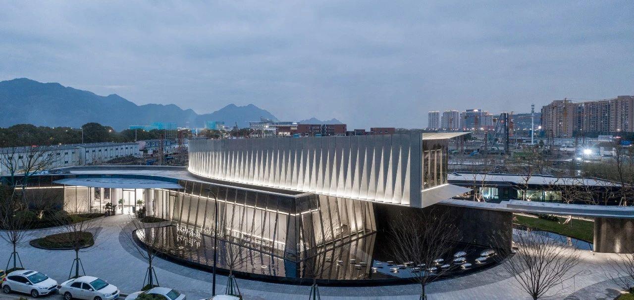 温州 江山云起未来社区配套 建筑设计  /  gad · line+ studio