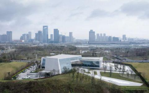 成都招商天府新区城市规划展览馆 建筑letou国际米兰下载 / AAI国际建筑